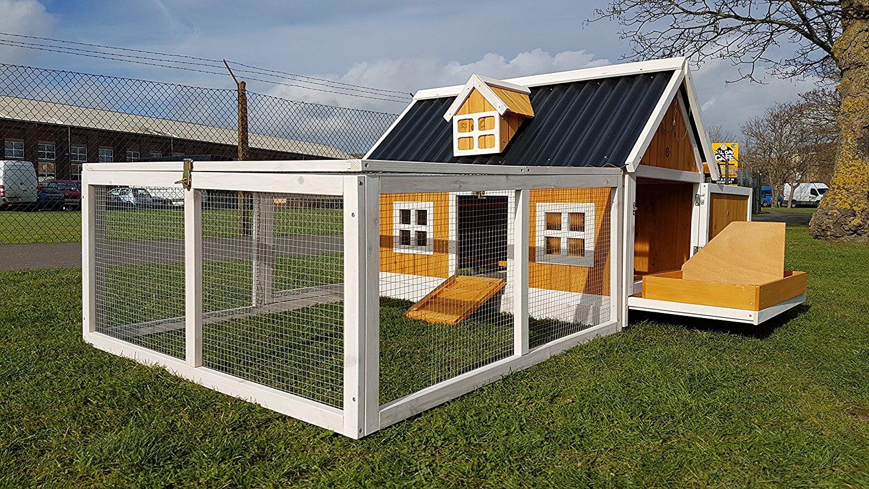 cocoon h hnerstall f r 6 h hner gro e scheune. Black Bedroom Furniture Sets. Home Design Ideas